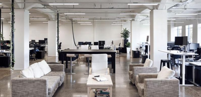 Why do you need a cooperative working space?