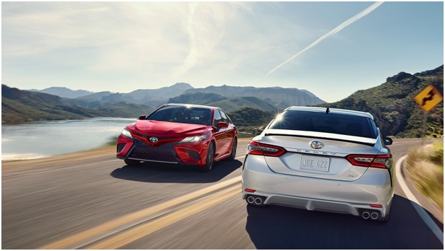 2019 Toyota Camry Mid-size Car | Peace of Mind Standard