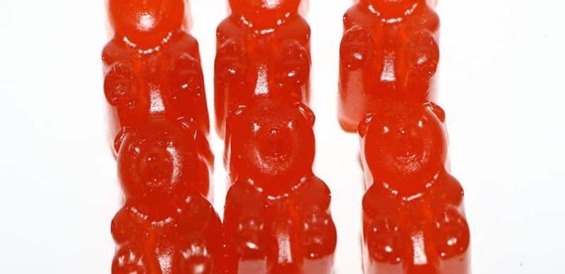 Go vegan: Have vegan CBD gummies!